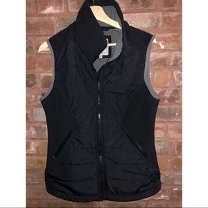 Bench By Buckle Black Athletic Vest